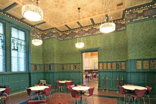 Victorian Tea V & A, V & A Tea review, Museum Tea London, prettiest tea rooms in London, William Morris London, historical tea London