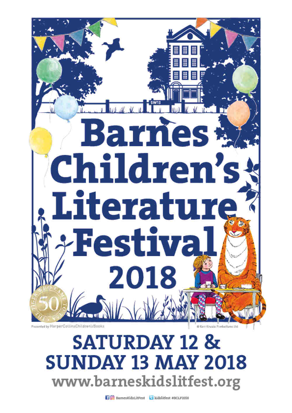 Barnes, Kids, Children, Literature, Festival