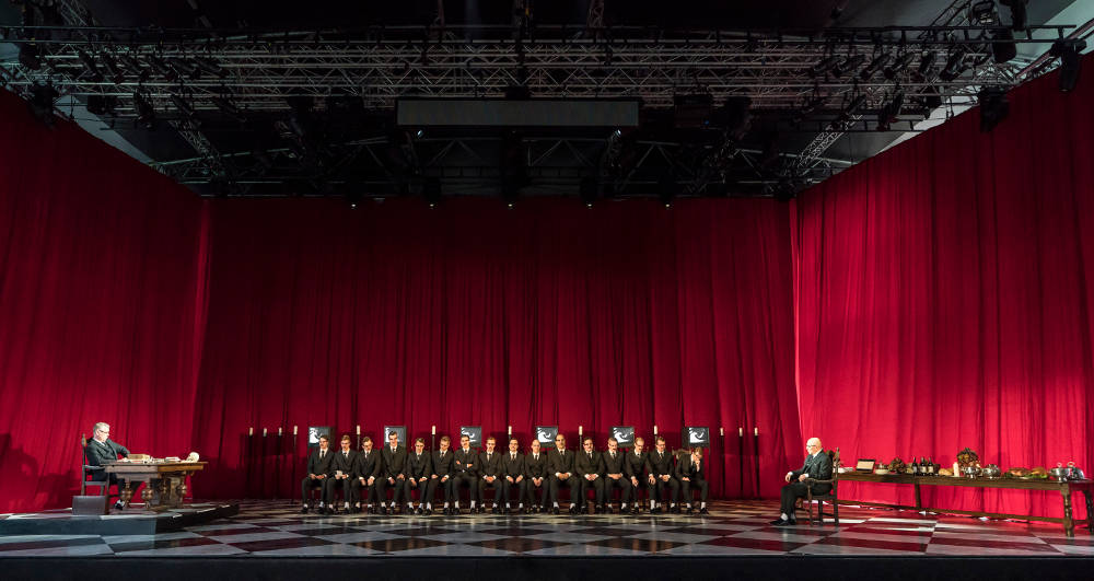 Garsington Opera, Wormsley, Die Zauberflöte