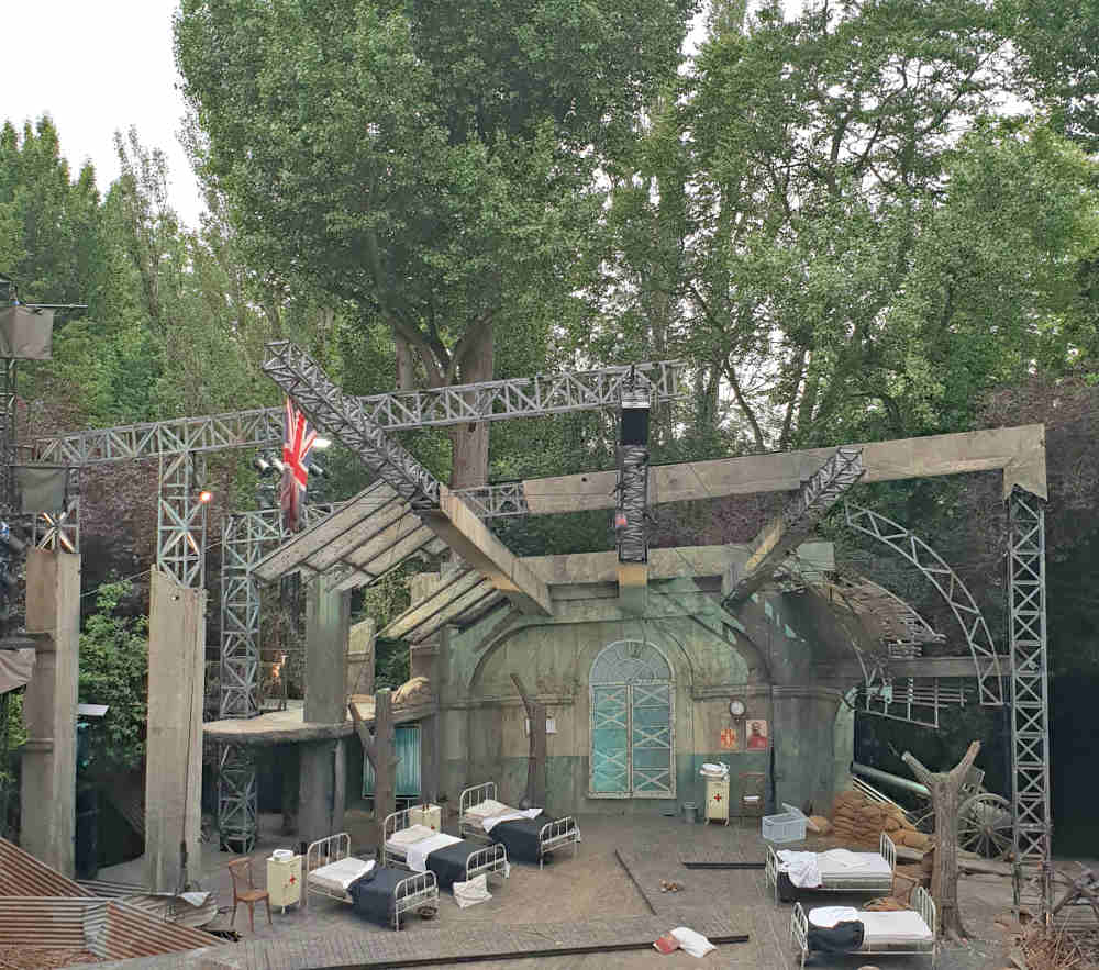 Peter Pan, Regent's Park, Open Air Theatre, Cultured Kids