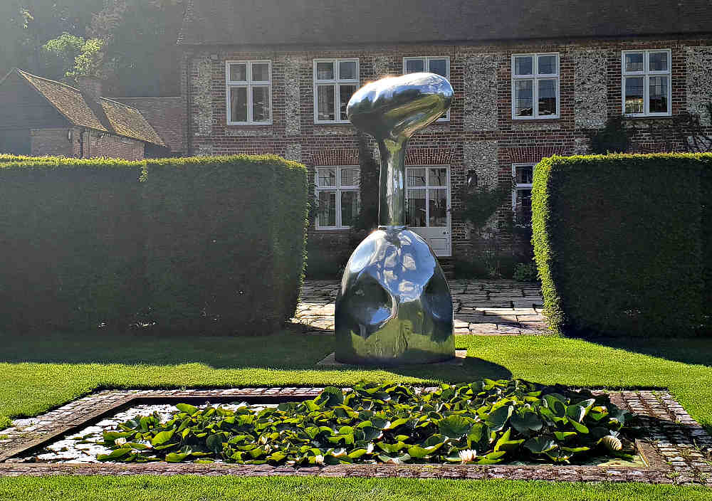Garsington Opera, Wormsley, sculpture, art