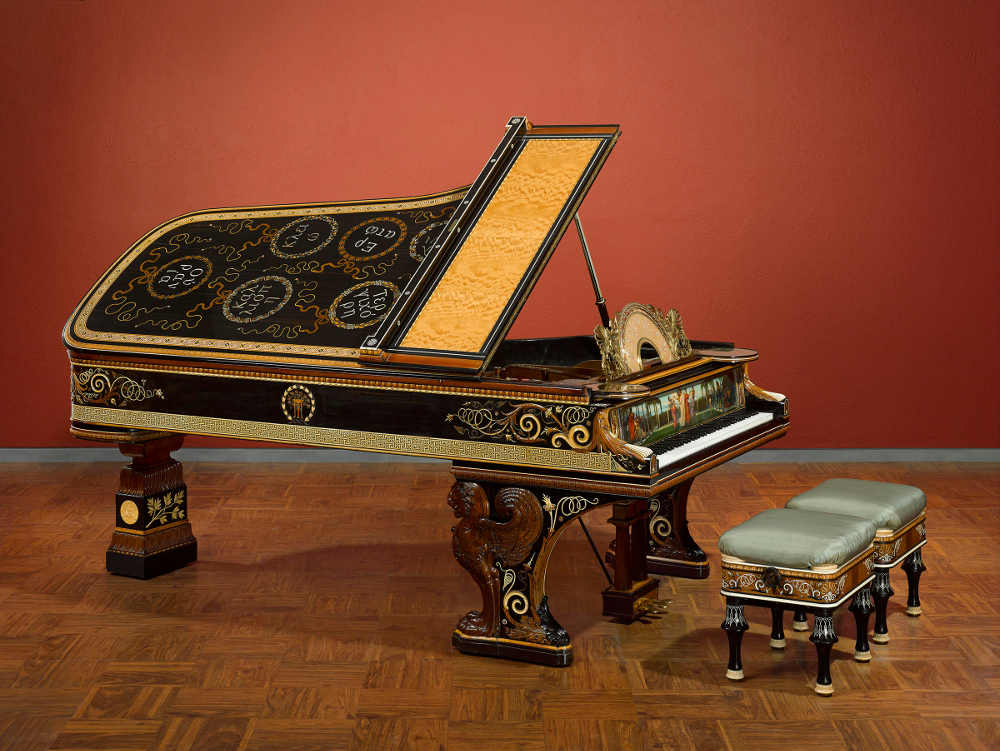 most expensive piano in the world