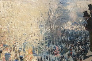 Monet and Architecture, National Gallery