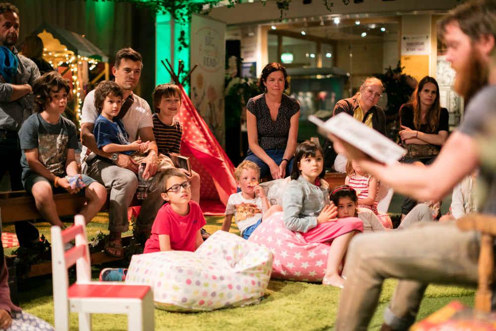 Shakespeare's Globe Storytelling, Kids London, Cultured Kids