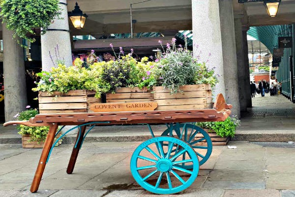 Covent Garden in one day, things to do in Covent Garden, guide to Covent Garden, quirky London. haunted London