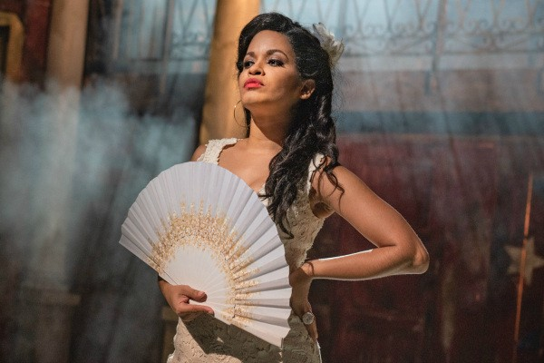 Carmen la Cubana, Sadler's Wells, Christopher Renshaw, musical in London, review, theatre, what's on in London this August