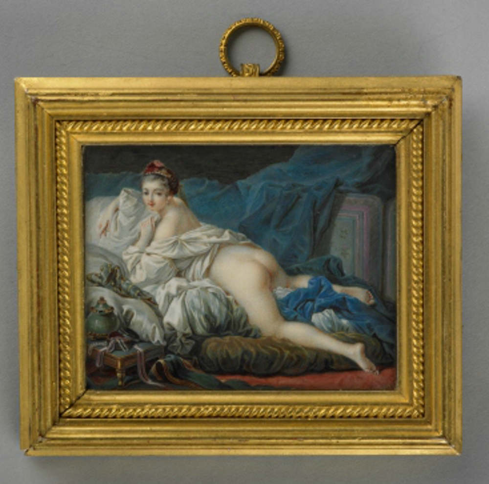 Wallace Collection, Richard Wallace, Rococo art, museums in London, erotic art