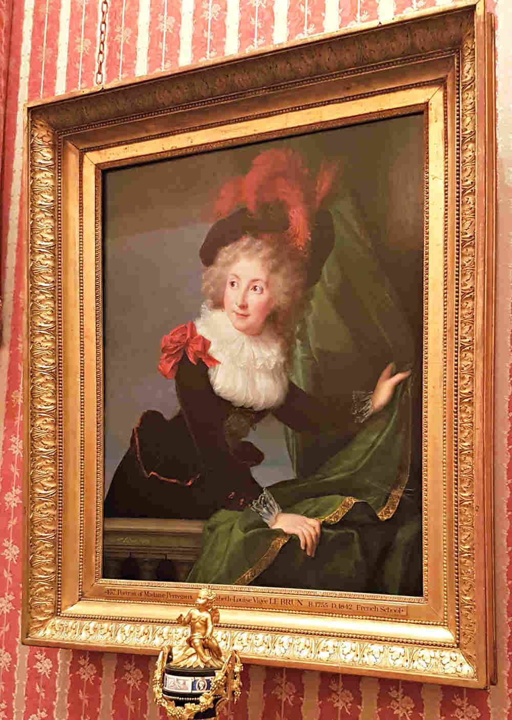 Wallace Collection, Richard Wallace, Marie Antoinette, museums in London, Vigee le Brun