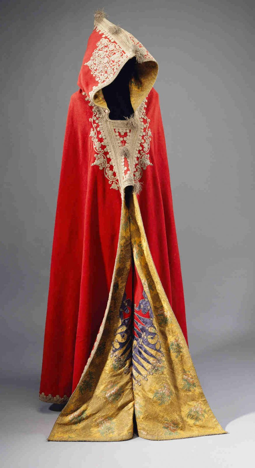 Prince and Patron, Buckingham Palace, Royal Family, Prince Charles, Napoleon Cloak