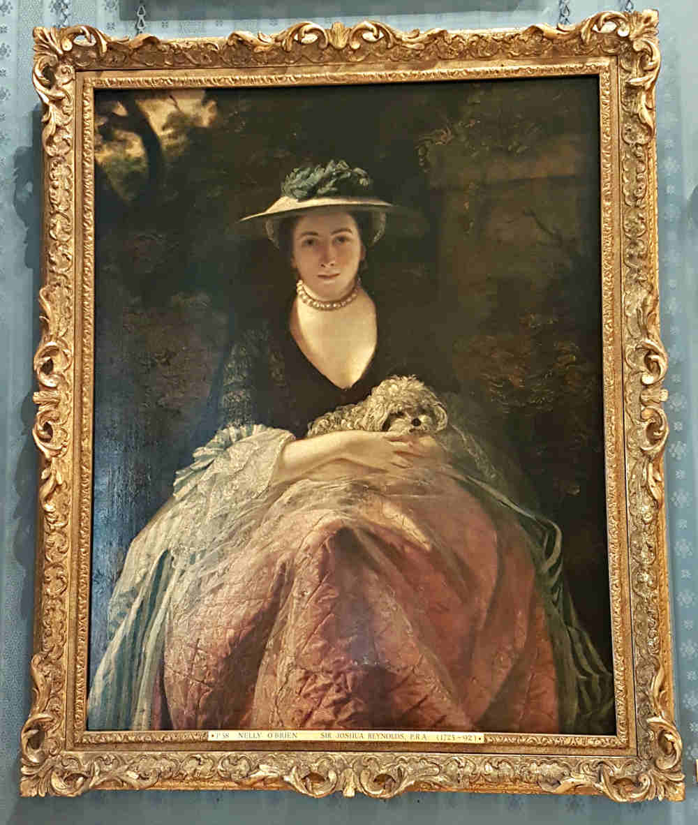 courtesans in art,, London courtesans, Lady Diana, Nelly O'Brien, Joshua Reynolds