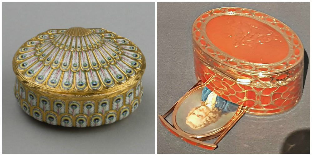 Wallace Collection, Richard Wallace, best museums London, snuff box