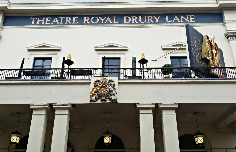 Covent Garden in one day, things to do in Covent Garden, guide to Covent Garden, Tour of Theatre Royal Drury Lane, haunted theatres London