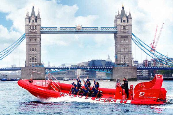 Thames Rockets, London's fastest speedboat trip , thames rockets review, thames boat trips, London speedboat ride