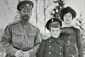 Tsar at Science Museum, Romanovs
