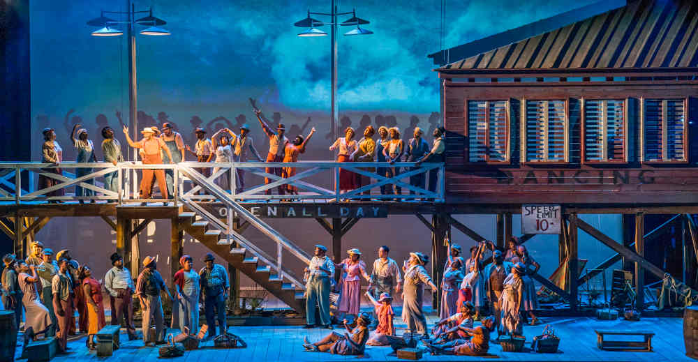 Porgy and Bess, ENO