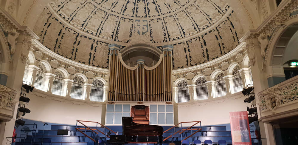 Oxford Lieder 2018, Oxford Town Hall, Oxford Lieder Festival