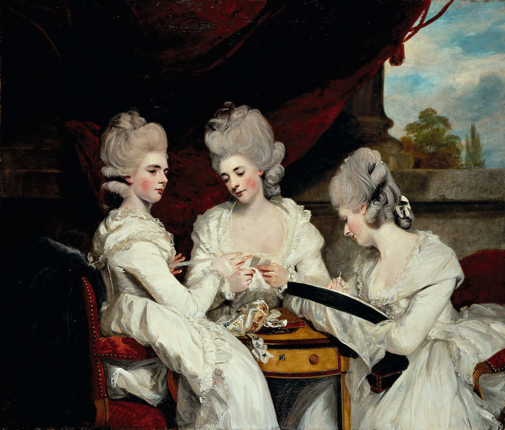 Lost Treasures of Strawberry Hill, The Ladies Waldegrave