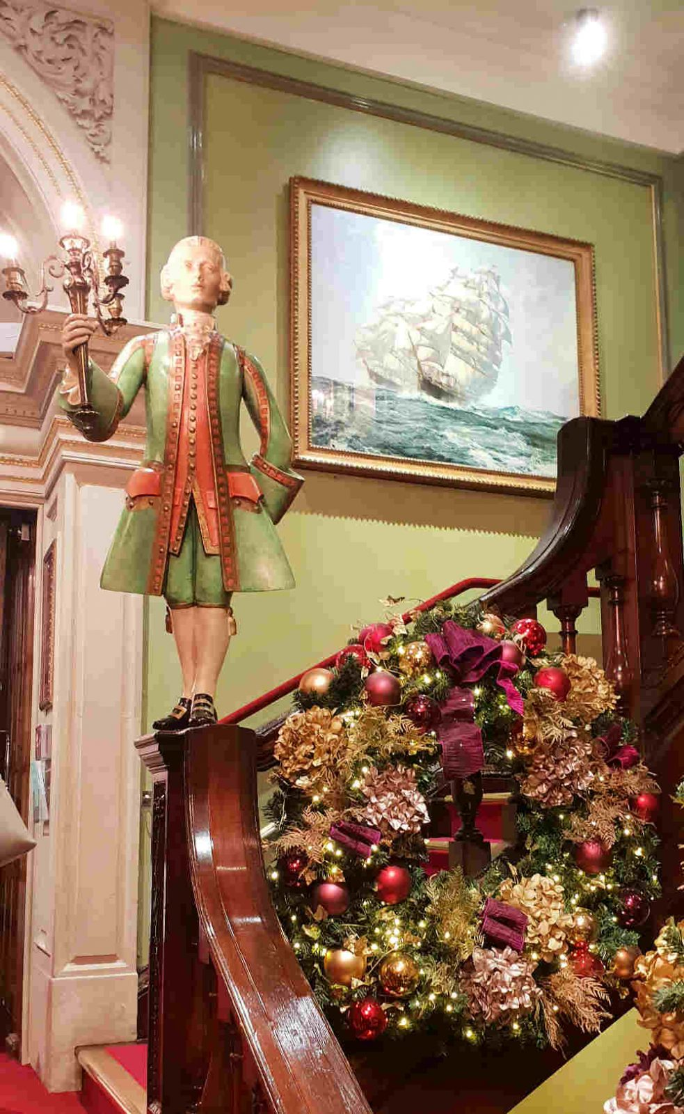 Fortnum and Mason, Fortnums, Christmas, events