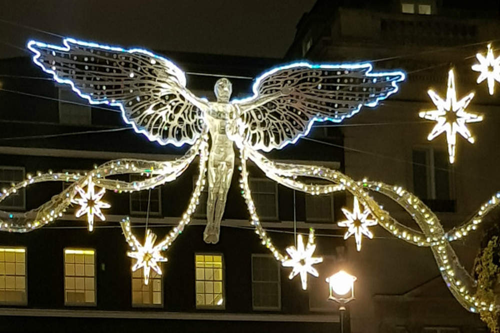 Kids this Christmas in London, Christmas in London, family things to do in London this Christmas, Christmas Lights in London