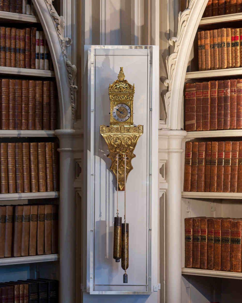 Anne Boleyn, Henry VIII, Strawberry Hill, period clock