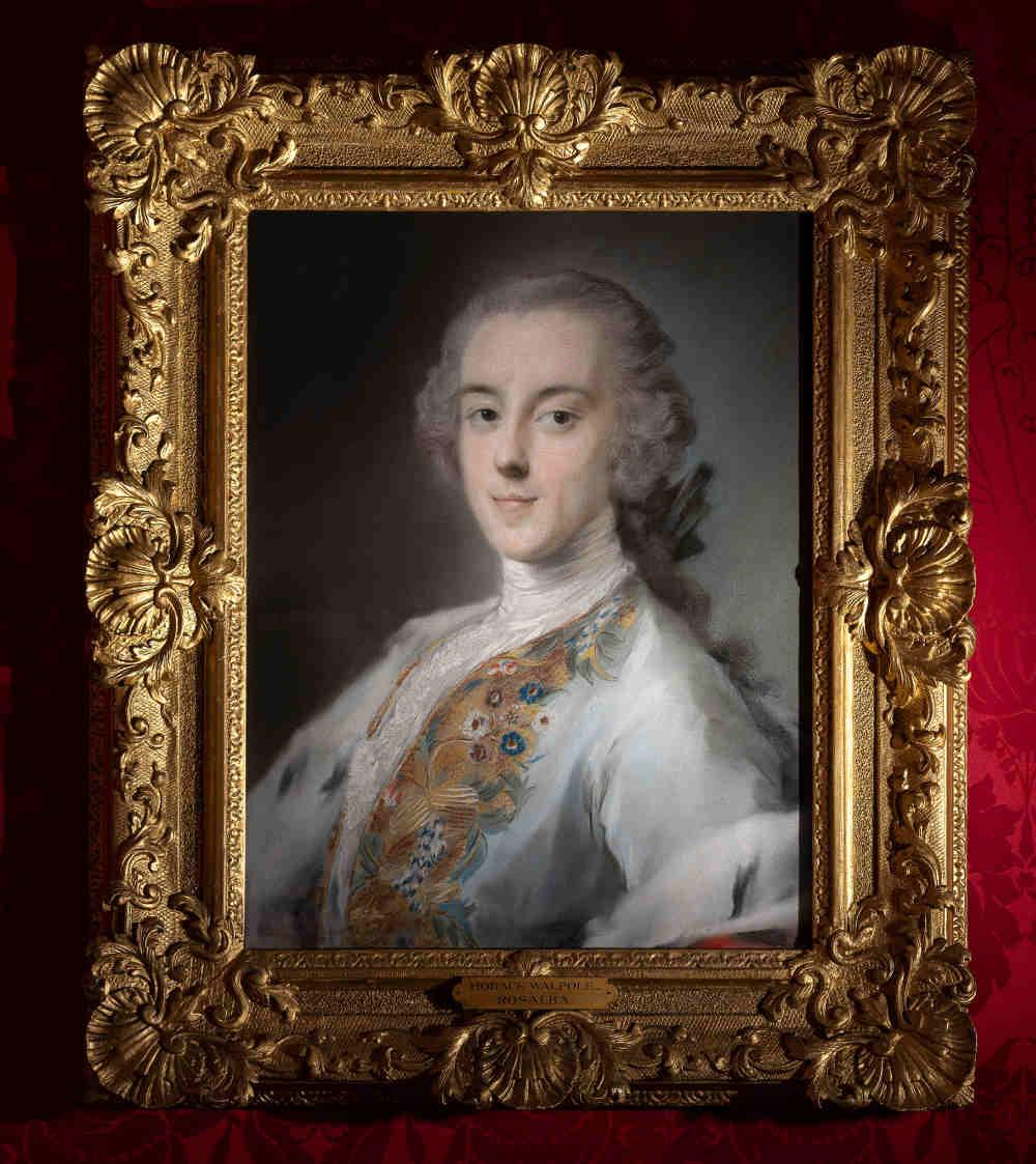 Horace Walpole, Strawberry Hill, Lost Treasures