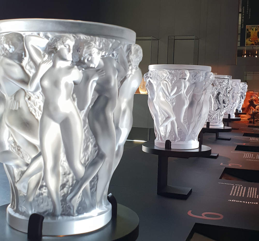 Lalique museum in France
