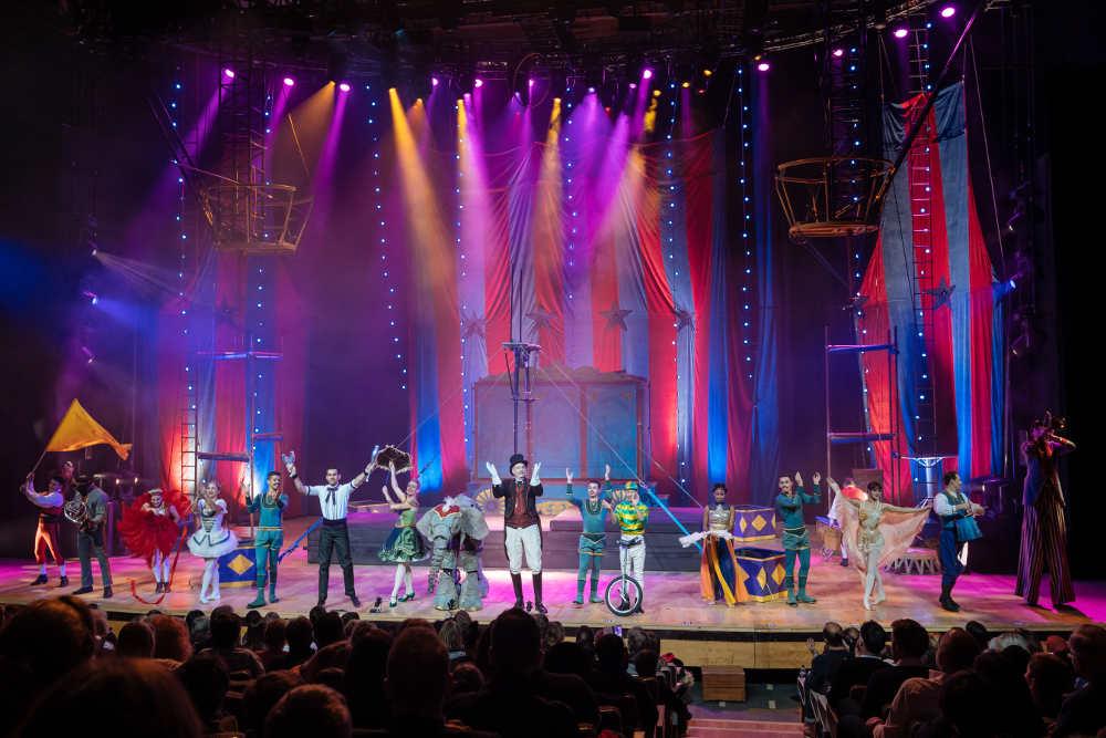 Circus 1903, Royal Festival Hall, Southbank