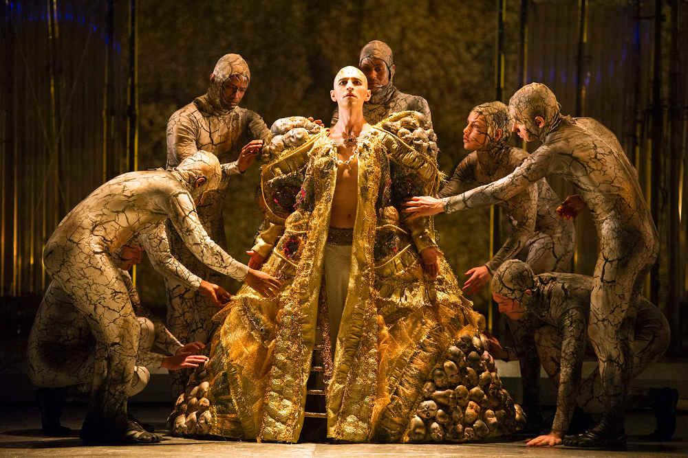 London opera 2019, Akhnaten, ENO, Philip Glass