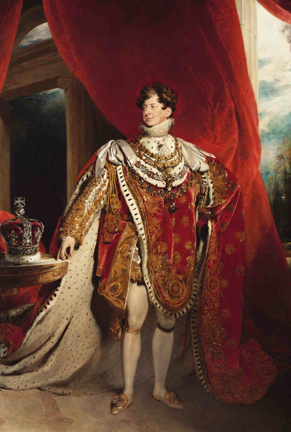 George IV, Queen's Gallery, Buckingham Palace, Exhibitions 2019