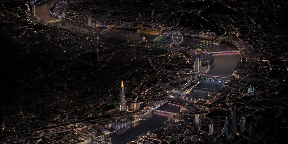 Illuminated River, River Thames, Leo Villareal, Lifschutz Davidson Sandilands