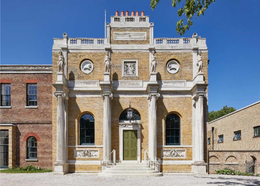 Pizthanger Manor, Gallery, John Soane, Anish Kapoor