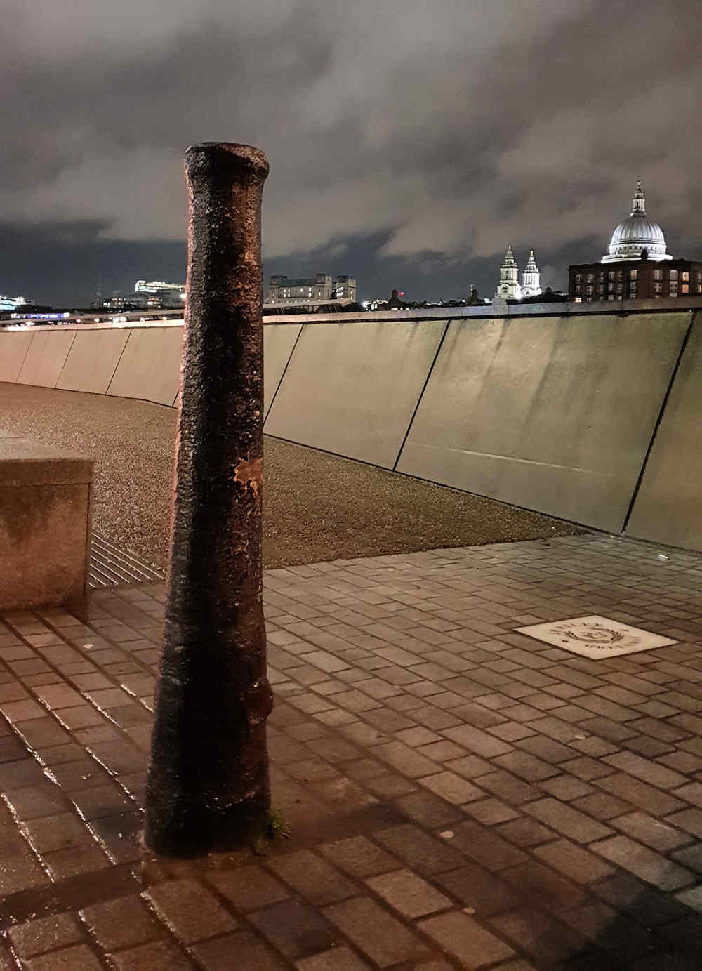 Bollards, Nelson, Battle of Trafalgar bollards, Bankside