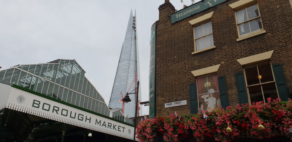 Borough market, Bankside things to do, visit Bankside
