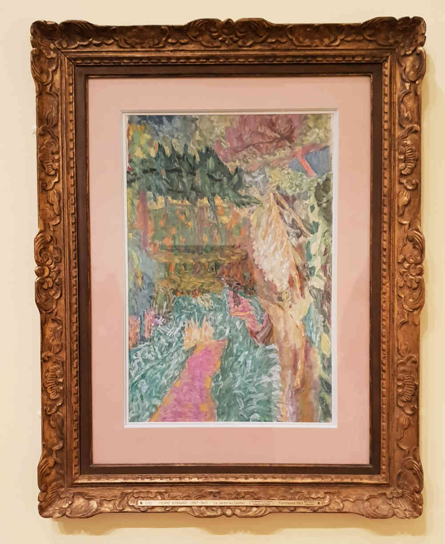 Pierre Bonnard, Tate Modern, neo-Impressionist
