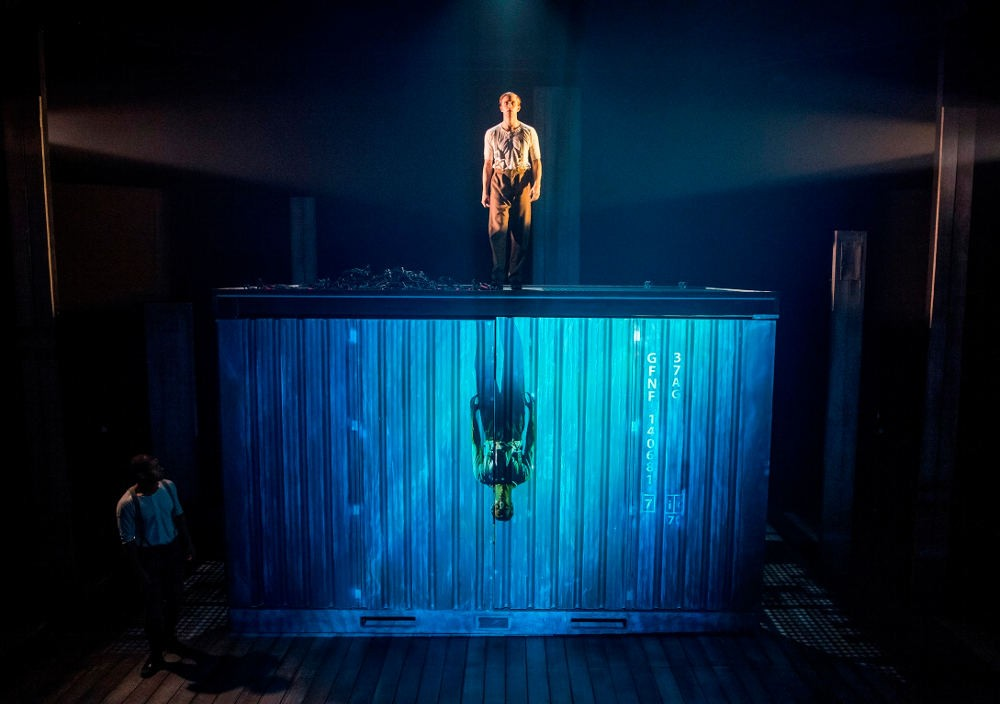 The Unreturning play, Theatre Royal Stratford East, Frantic Assembly, Joe Layton