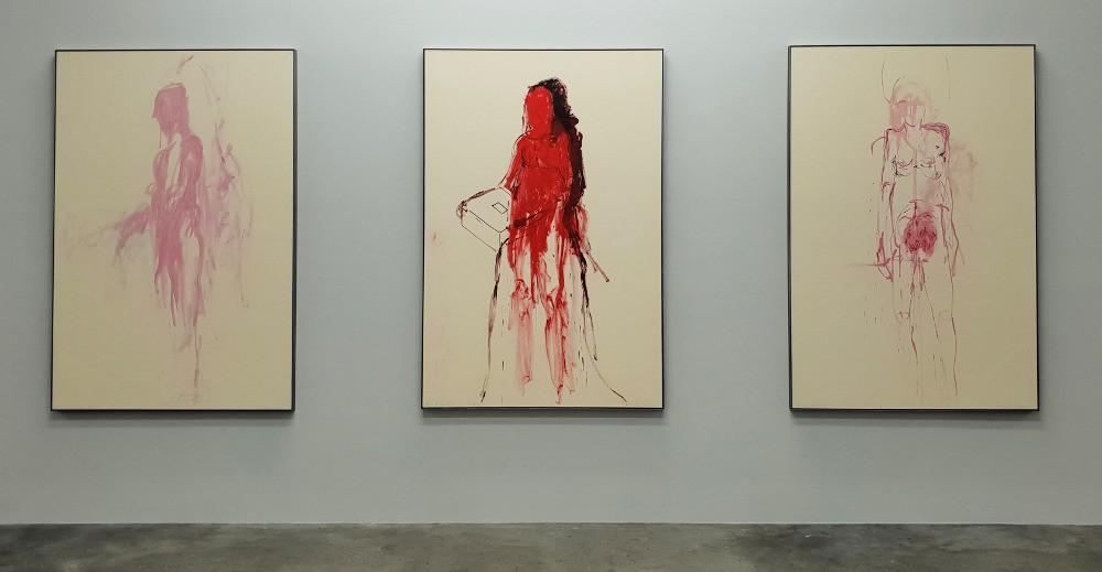 Tracey Emin, White Cube, Bermondsey