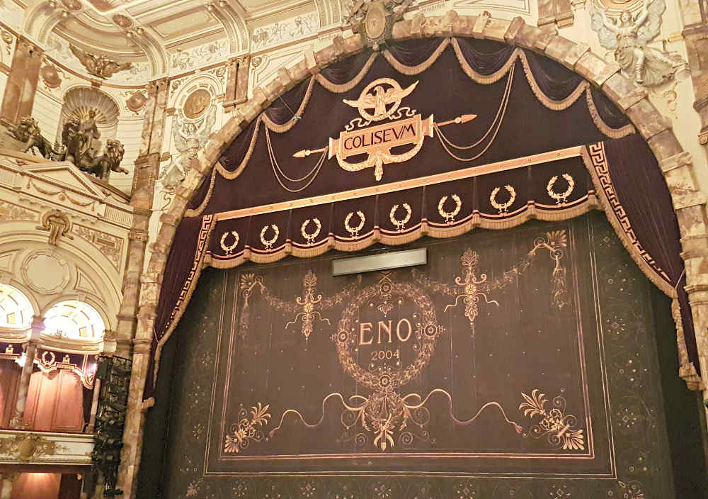 how to find cheap opera tickets, London, ENO, Coliseum