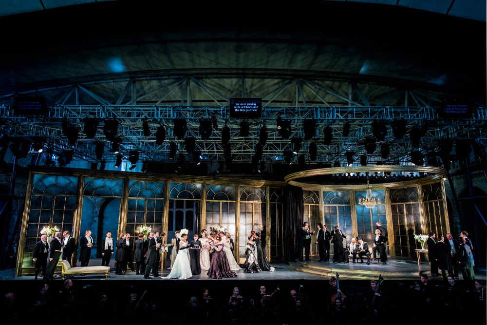 cheap opera tickets London, Opera Holland Park, OHP