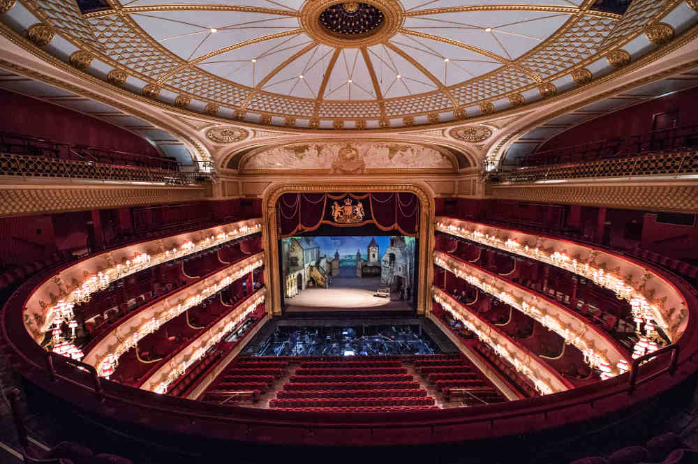cheap opera tickets in London, Royal Opera House