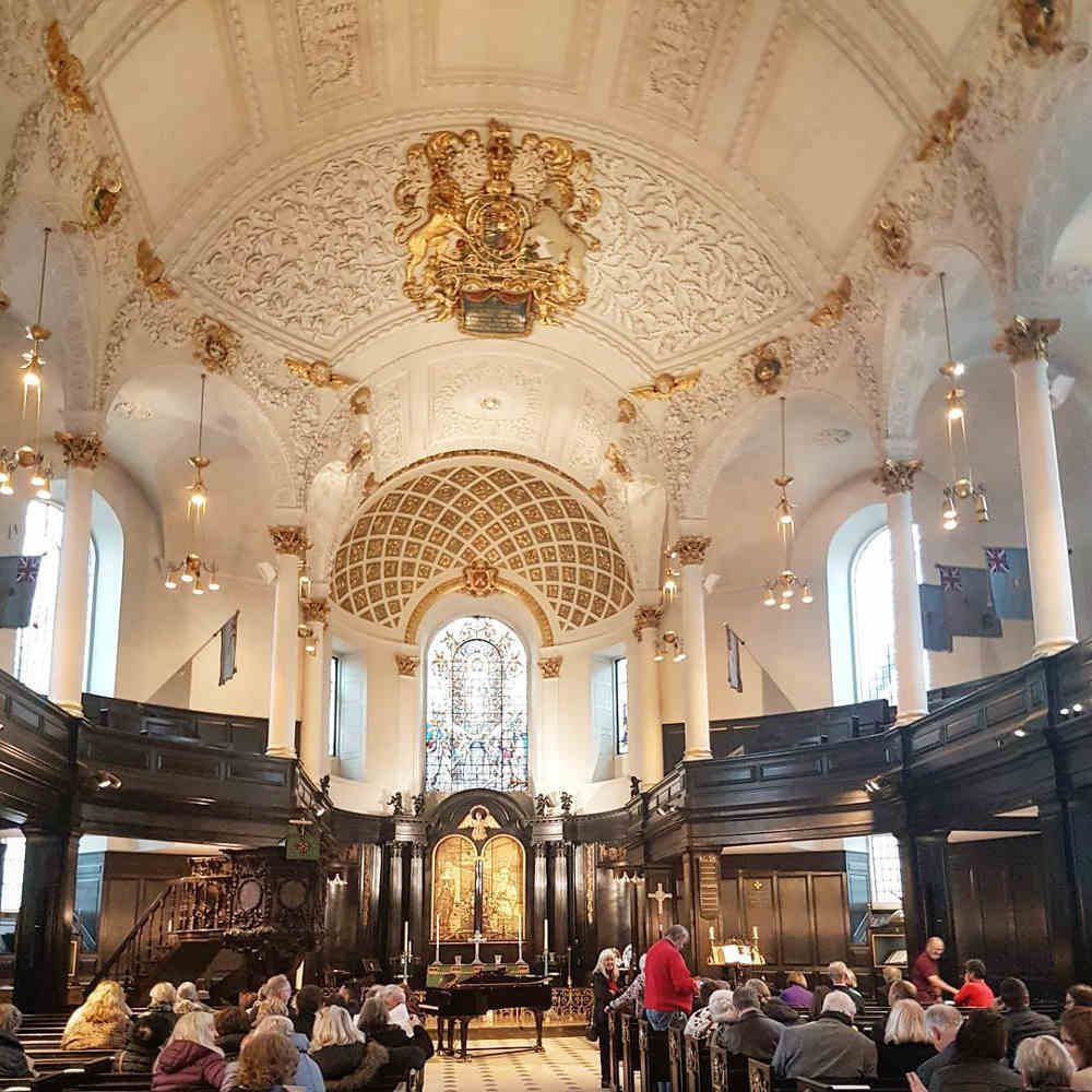 St Clement Danes, lunchtime recitals, Royal Opera House, Jette Parker, free opera