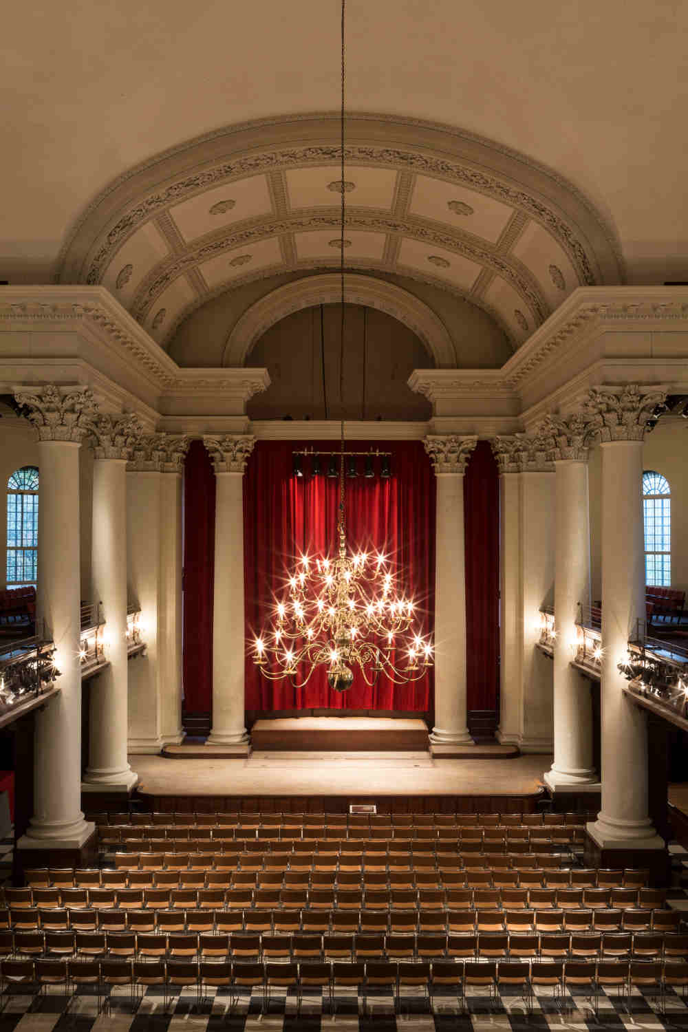 St John's Smith Square opera