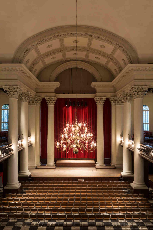 St John's Smith Square, opera tickets