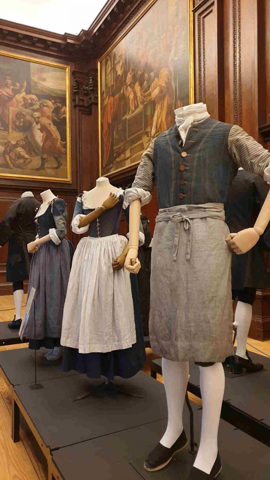 The Favourite, Costumes, Hampton Court Palace, Sandy Powell