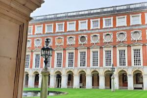 The Favourite, Hampton Court Palace