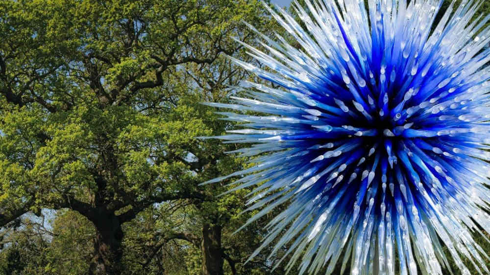 Dale Chihuly, Kew, things to do in London April