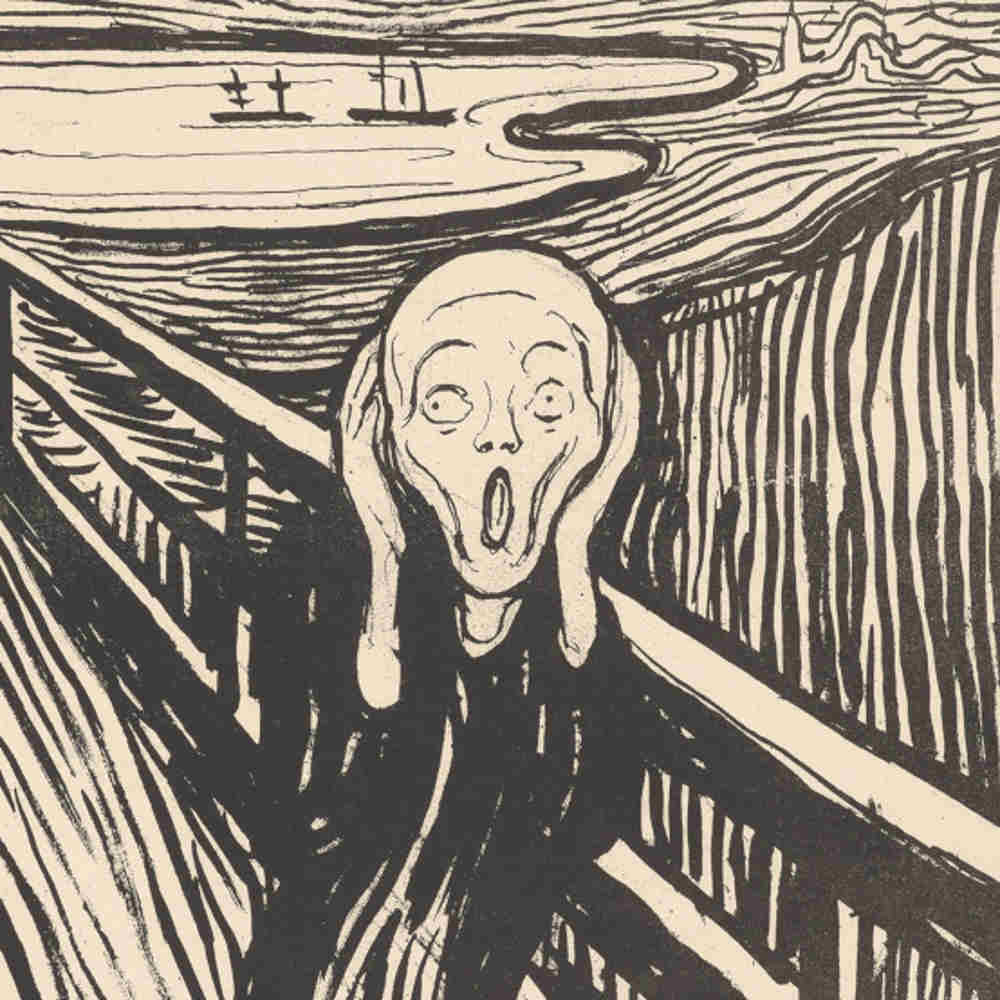 Munch, British Museum, Scream, things to do London April