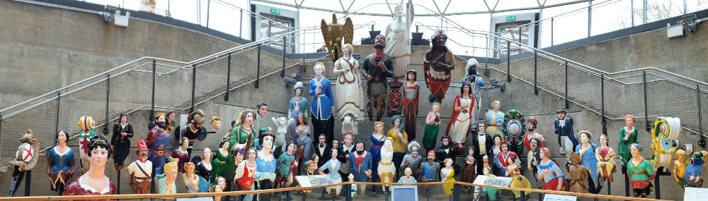 cutty sark, figureheads