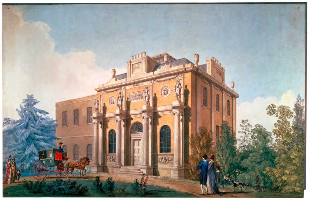 Pitzhanger Manor, John Soane