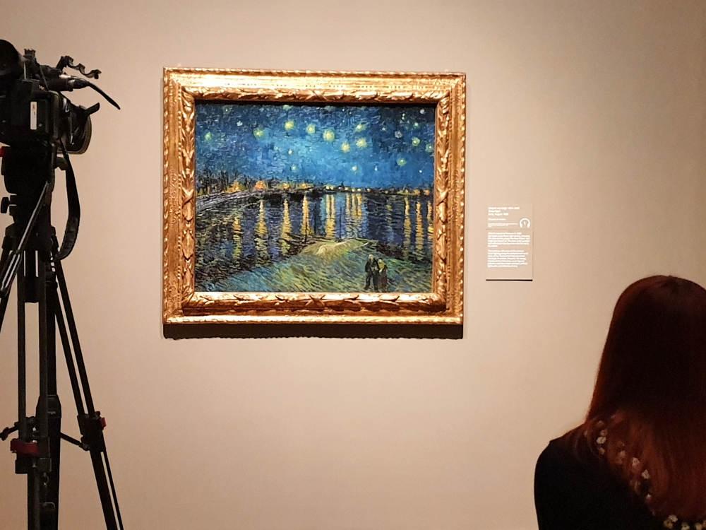 Van Gogh, tate, starry night, things to do london april