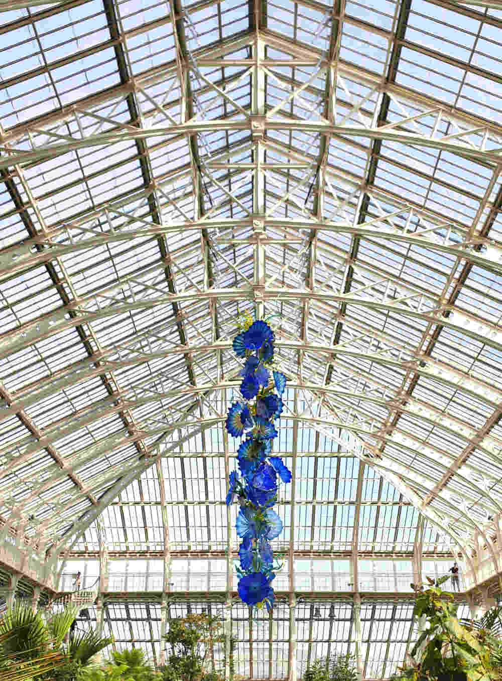 Dale Chihuly, Kew, Temperate House